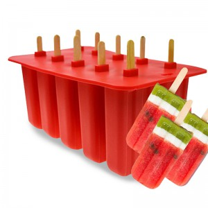 Szilikon Ice-lolly Mould