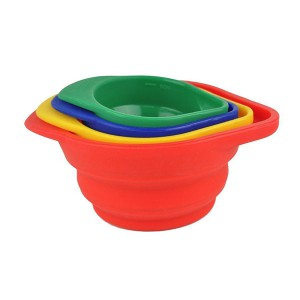 Silicone Measure Cup Set